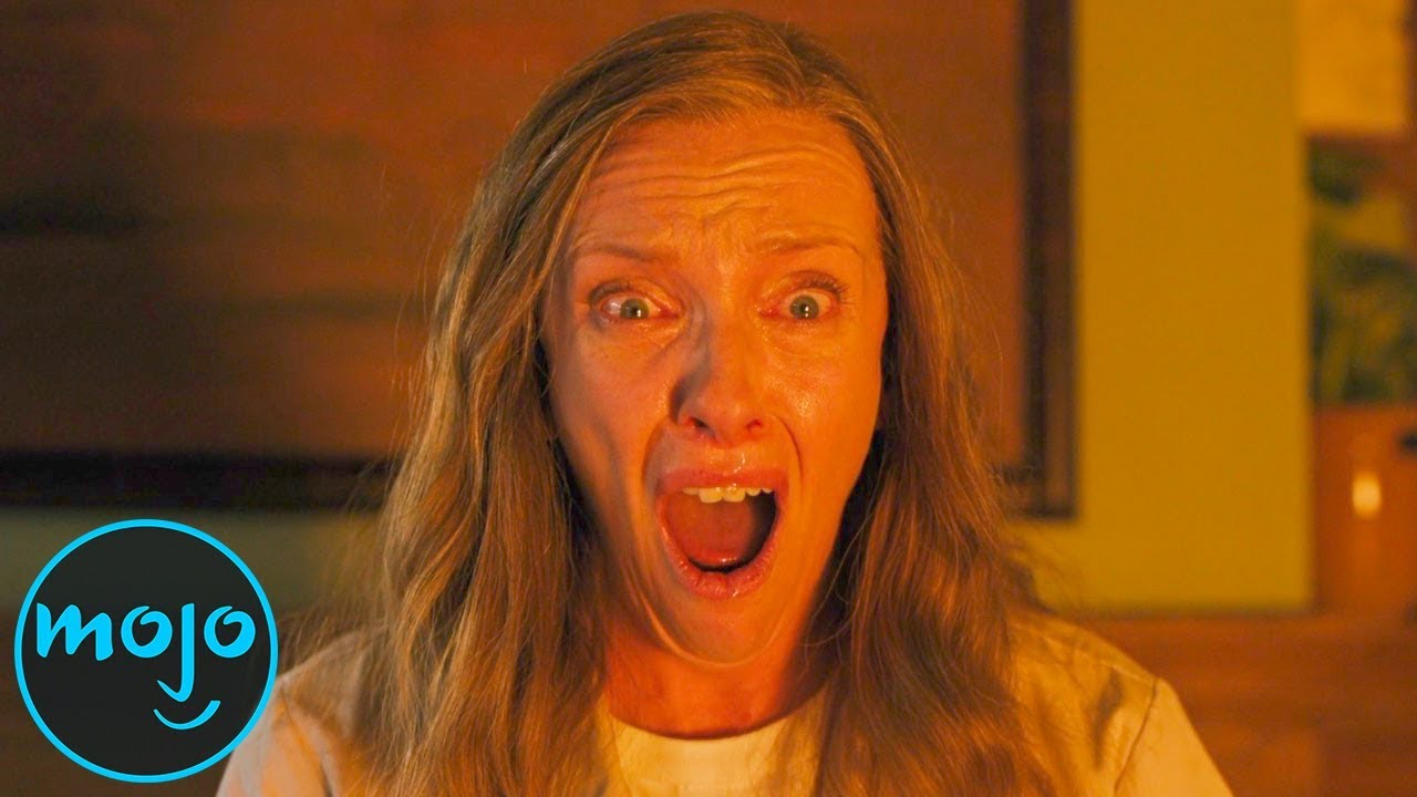 Top 10 Scariest Scenes In Hereditary Youtube