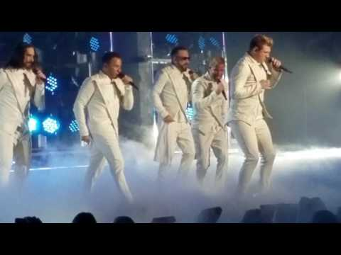 Backstreet Boys- Larger Than Life Live at the AXIS at Planet Hollywood- 4/14/2017