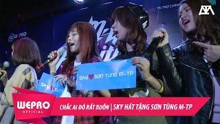 Sky Hát Tặng Sơn Tùng M-TP Fan Meeting In Hanoi