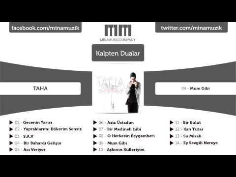 Taha - Mum Gibi - (Official Lyric Video)