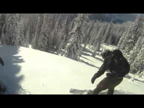 Red Resort Backcountry Skiing