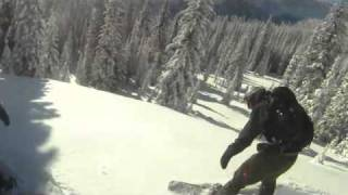Red Resort Backcountry Skiing
