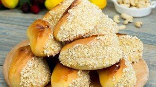 Для этих ароматных и пышных булочек с заварным кремом важно с любовью замесить тесто. | Appetitno.TV