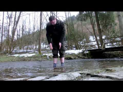 Sealskinz - wassefeste Socken