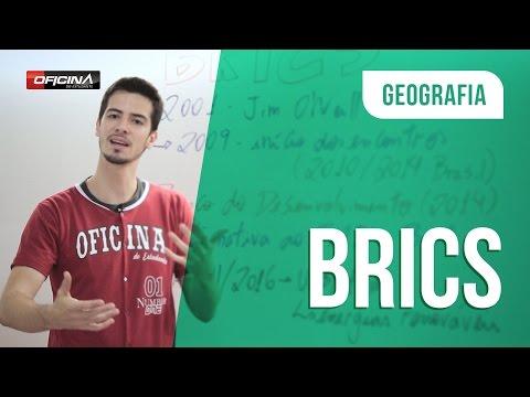 Geografia - BRICS - Oficina do Estudante