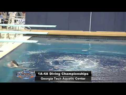 2012 GHSA Class 5A Diving Championships