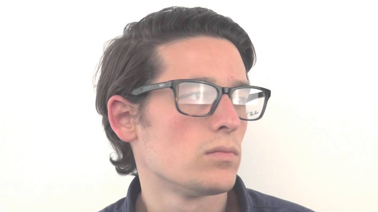 04eab5de8a Ray-Ban RX5279 Highstreet 2012 A Eyeglasses - VisionDirect Reviews - YouTube