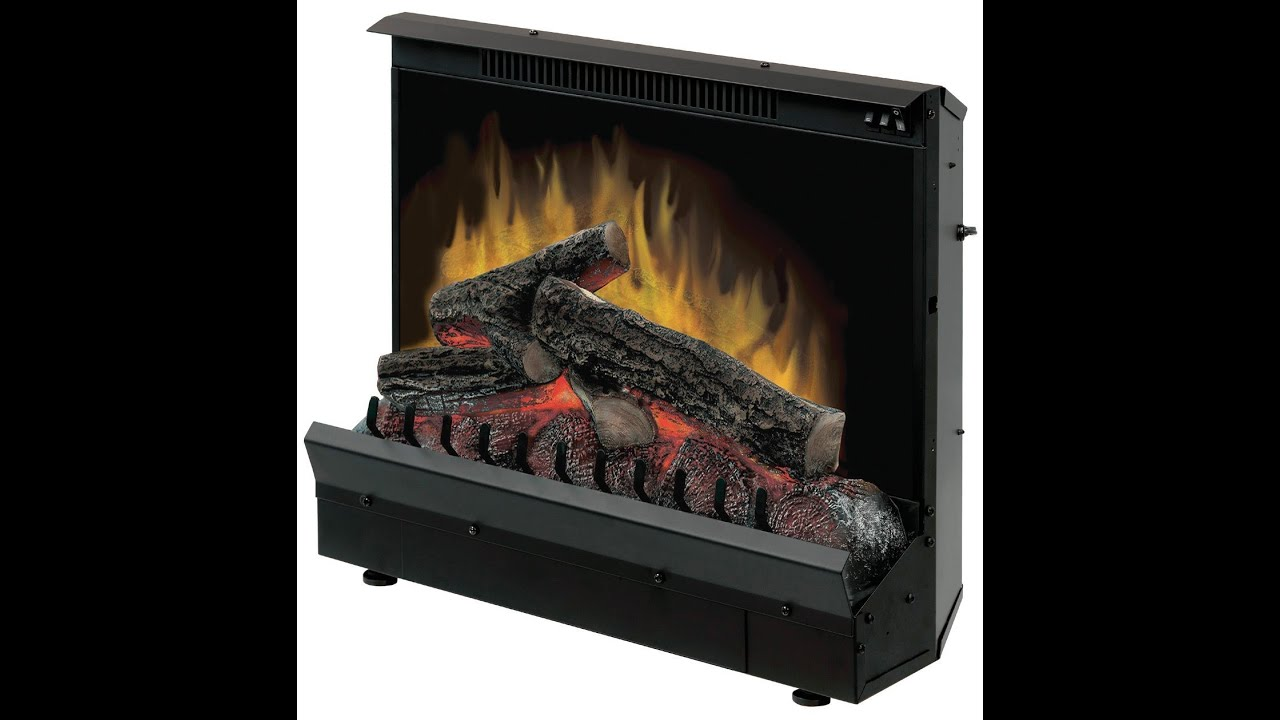 Dimplex Electric Fireplace Insert Review Model DFI2309