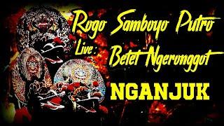 Rogo Samboyo Putro live Betet Ngeronggot