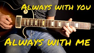 Joe Satriani - Always With Me, Always With You cover