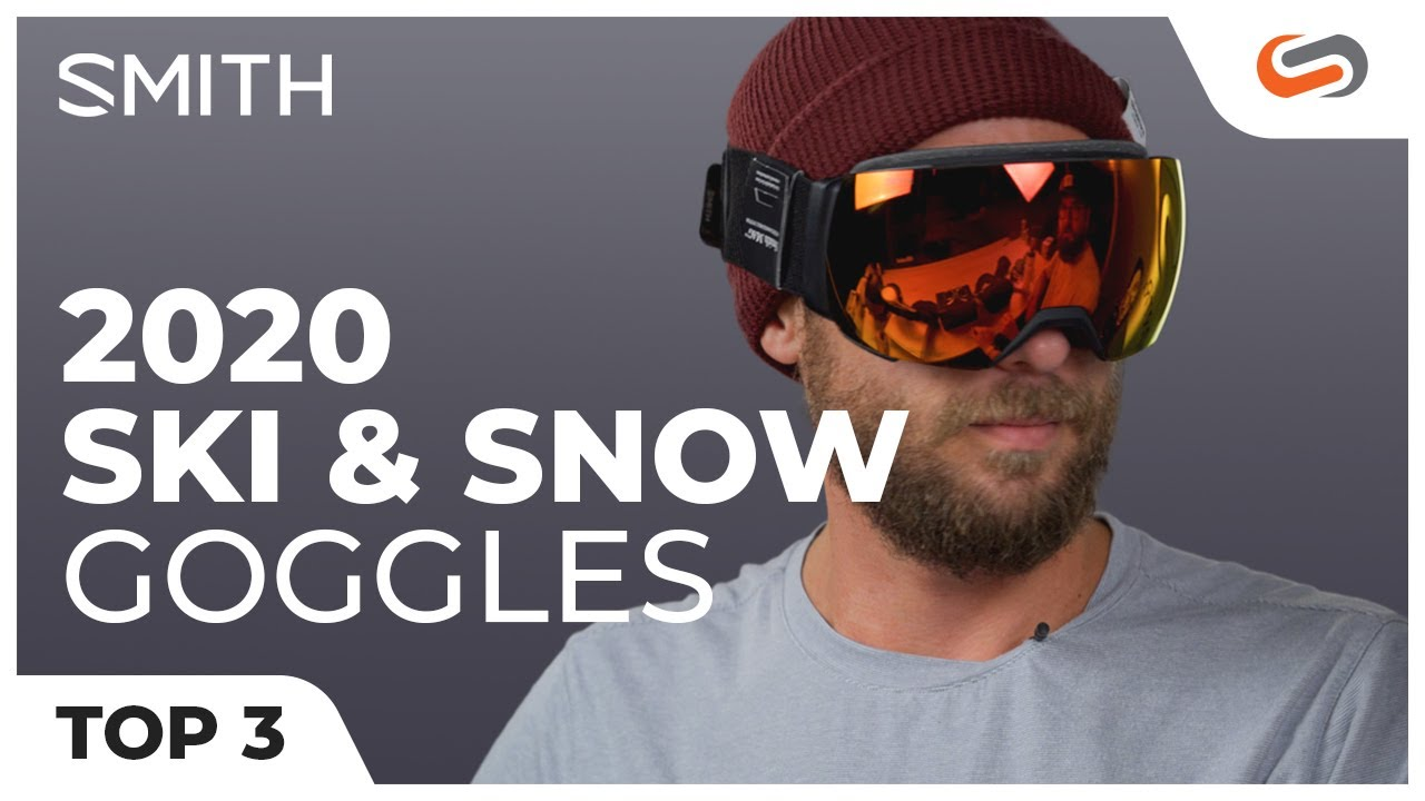 Top 3 Smith Snow Goggles Of 2020 Sportrx
