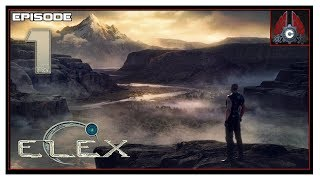 Let's Play ELEX With CohhCarnage - Episode 1