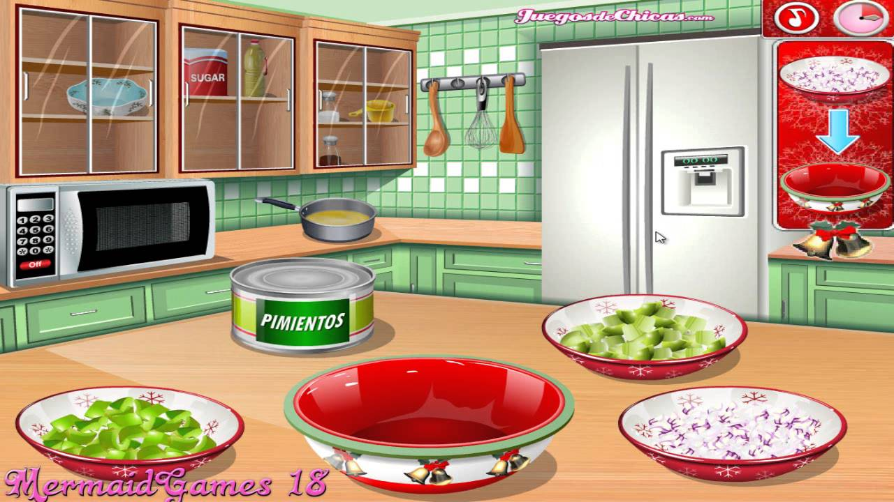 Comida de Navidad Cocina con Sara  YouTube