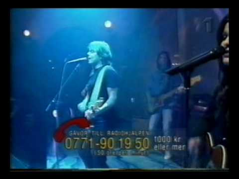 Joey Tempest - A Place To Call Home live in 1995 on Swedish TV