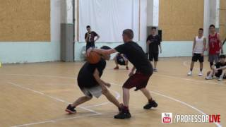 The Professor Move Monday - Toying with the Defense