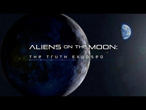Alienígenas na Lua. A Verdade Exposta legendado HD