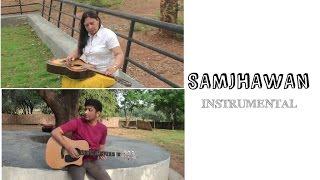 Mai Tenu Samjhawan Ki | Samjhawan | Instrumental | Hawaiian Guitar by Sonali Nath
