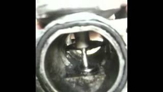 here is my egr valve after it was cleaned for my 02 jetta tdi