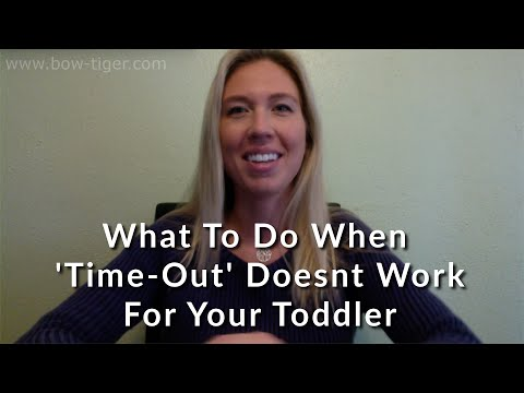What To Do When 'Time-Out' Doesnt Work For Your Toddler