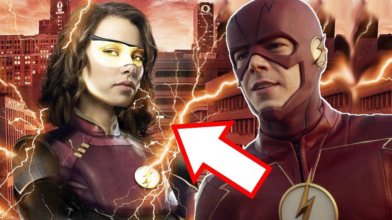 The Flash Episodes Season 5