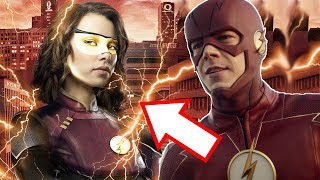 The Flash Season 5 Episode 1 LEAKS! - Nora Allen's Mistake and MAJOR Death!
