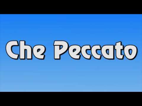 """Italian Lessons: 17- Word of the day  """"Che Peccato"""""""