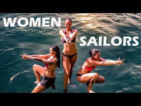ALL GIRL CREW SAIL TO VANUATU - #106
