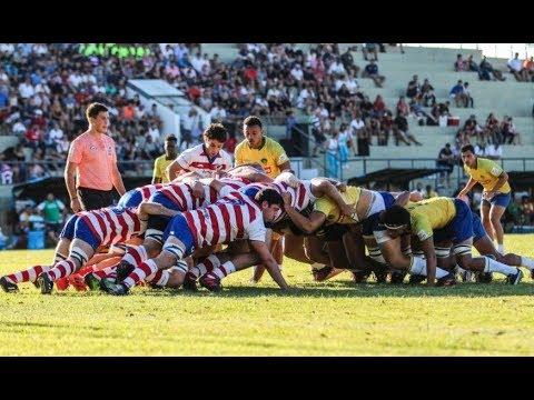 Paraguay vs. Uruguay - Sudamericano de Rugby M20 6 Naciones