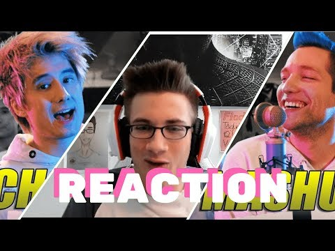 14 Chart Songs in 1 - Mashup mit Rezo | Julien Bam - Reaction/Bewertung