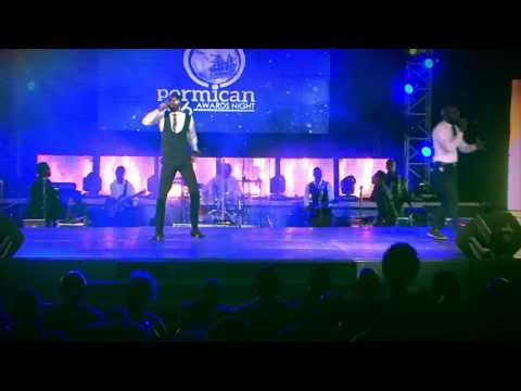Prophecy live at Permican Awards 2016 with Shabach Tha Band and Joel Chiweda