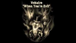 Voltaire - When You're Evil [HQ]