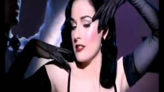 Dita Von Teese - The Science of Sexy - Wonderbra Ad