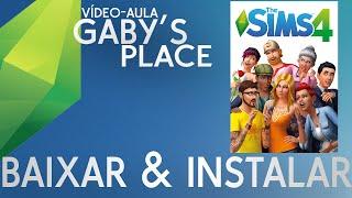 Como Baixar, Instalar e Atualizar The Sims 4 Reloaded Completo PC - 2016