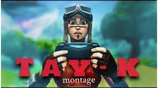 Tay K - Fortnite Montage ( The race ) #FREETAYK