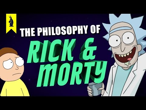Thumbnail: The Philosophy of Rick and Morty – Wisecrack Edition