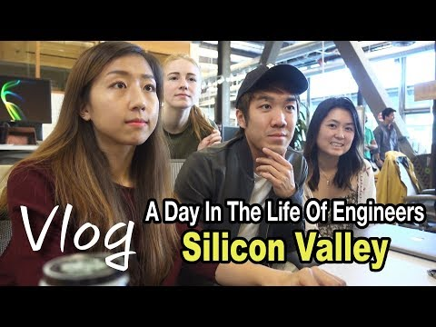 A Day In The Life Of Silicon Valley Engineers
