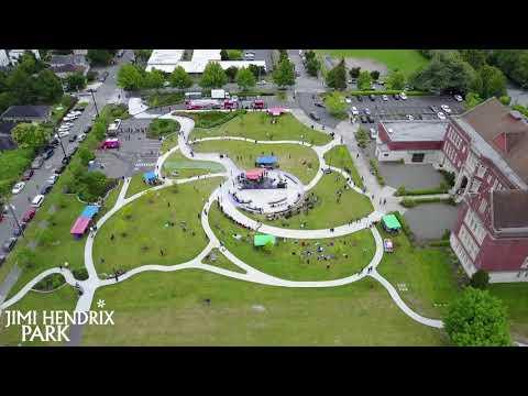 Park: Grand Opening Celebrations