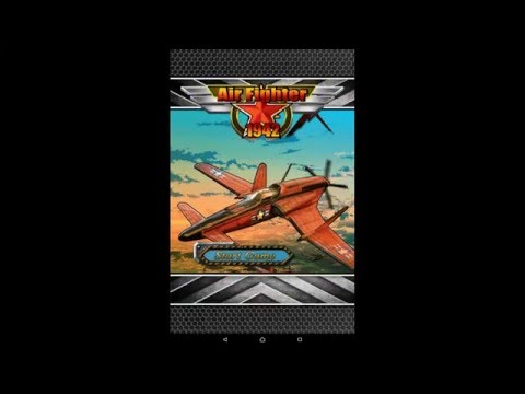 Air Fighter 1942 - HD Android Gameplay - Arcade Games - Full HD Video (1080p)