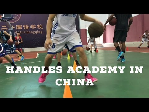 HANDLES ACADEMY CLINIC IN CHONGQING, CHINA SUMMER 2016