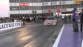 Chris Miller - Chris Miller Racing/NRG Tech - IFO Baytown, TX 1st Pass Thumbnail