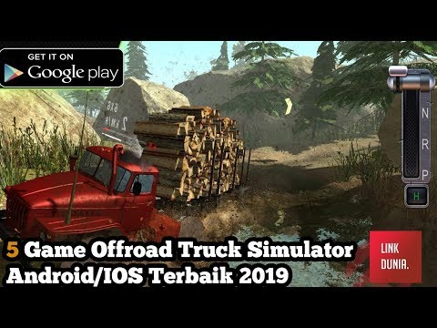 5 Game Truck Offroad Android/IOS Terbaik Offline & Online 2019 - 동영상