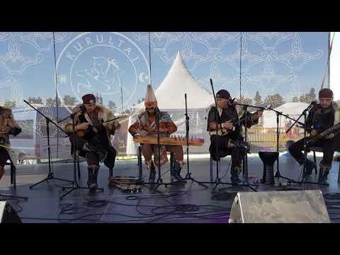 Er Turan - Törük Kani (Turkic Blood) Live In Hungary 2018