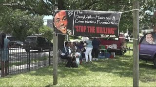 Washington, DC: Black Community Unite To End Gun Violence