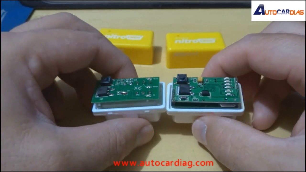 How to select the best Nitro OBD2 Performance Chip Tuning Box