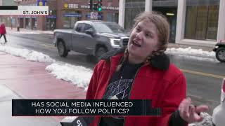 Has social media influenced how you follow politics?  | Outburst