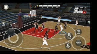 NBA 2K20 (by 2K, Inc.) - sports game for android and iOS - gameplay.