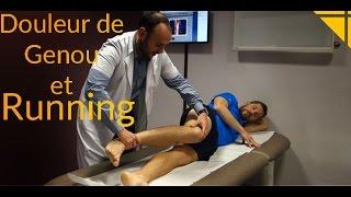 Mal au genou après la course : les 3 pathologies fréquentes