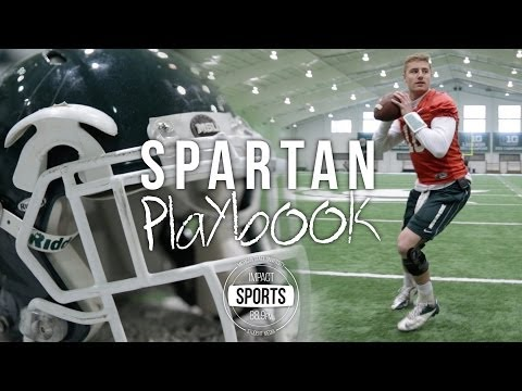 Spartan Playbook: Three-Step Drop - Connor Cook