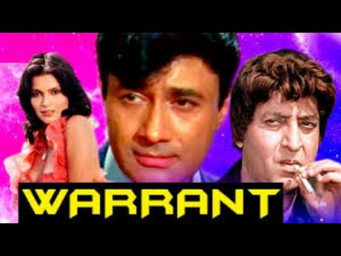 Download Warrant 1975 Hindi Movie Full best reviews and  amazing Facts    Dev Anand, Zeenat Aman, Pran
