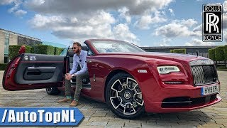 ROLLS ROYCE Dawn - BLACK BADGE - REVIEW by AutoTopNL